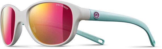Julbo Romy Spectron 3CF Sunglasses Kids 4-8Y Shiny White/Blue-Multilayer Pink 2018 Sonnenbrillen omwQQRq2a2